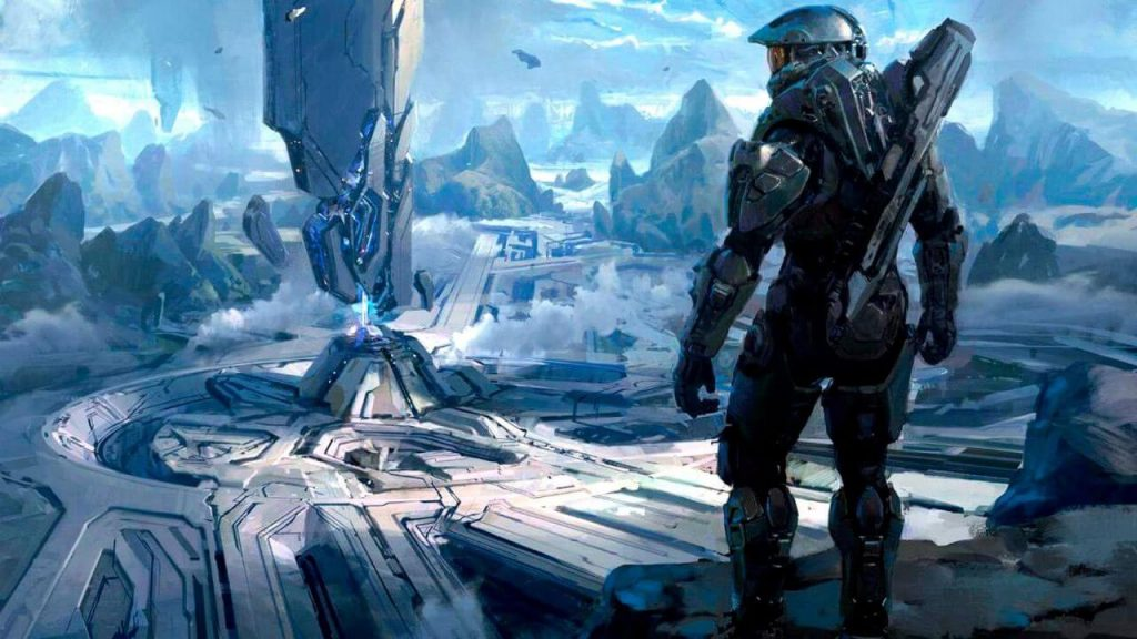 Halo Series – Добавление бега
