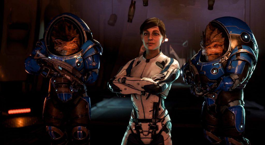Mass Effect Andromeda – Открытый мир