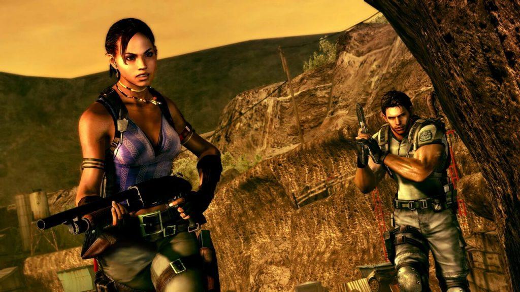 Resident Evil 5 – Фокус на экшне