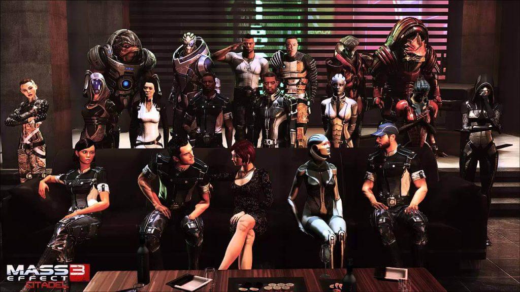 Mass Effect 3 – Концовка