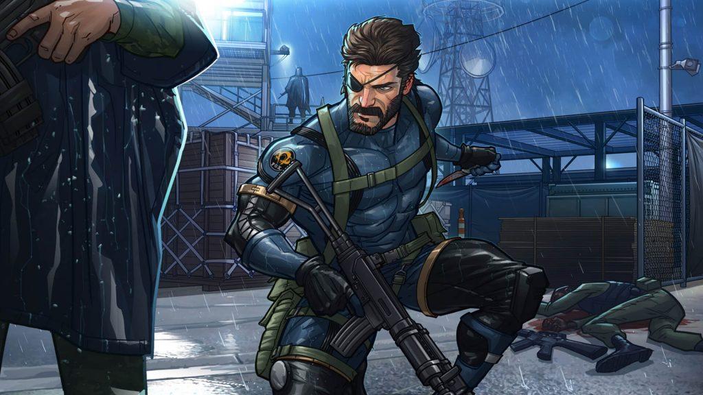 Metal Gear Solid V – Меньше сюжета и вставок