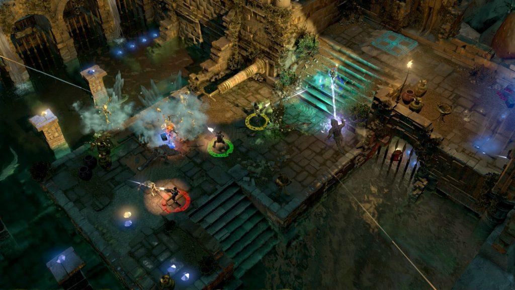 Обзор Lara Croft and the Temple of Osiris