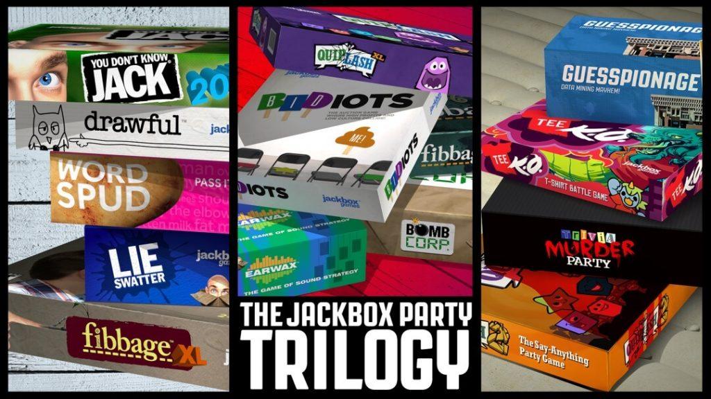 Jackbox Party Packs