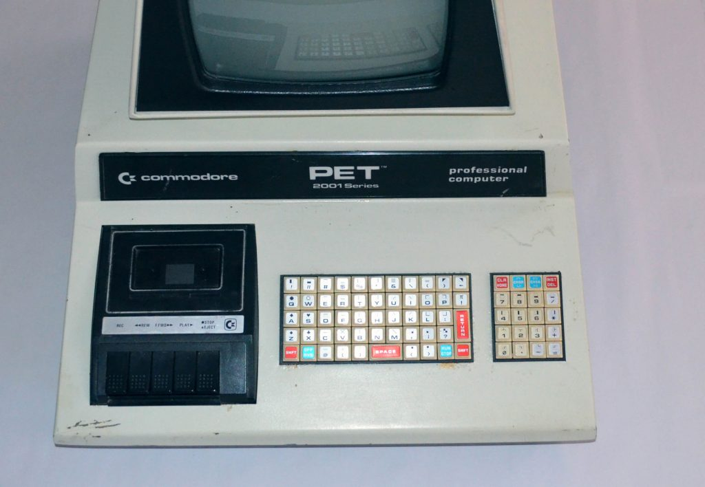 Commodore PET (1977)
