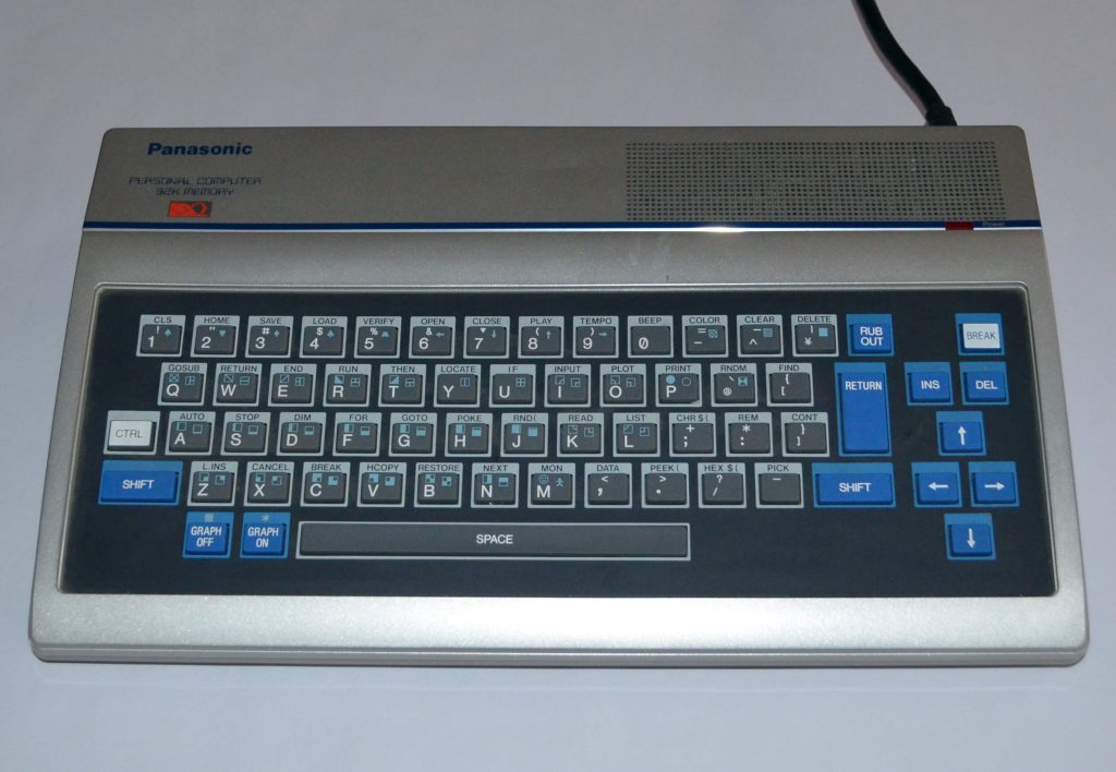 Panasonic JR-200U (1983)
