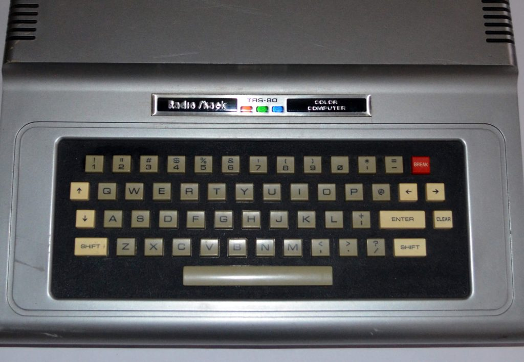 Tandy Color Computer (1980)