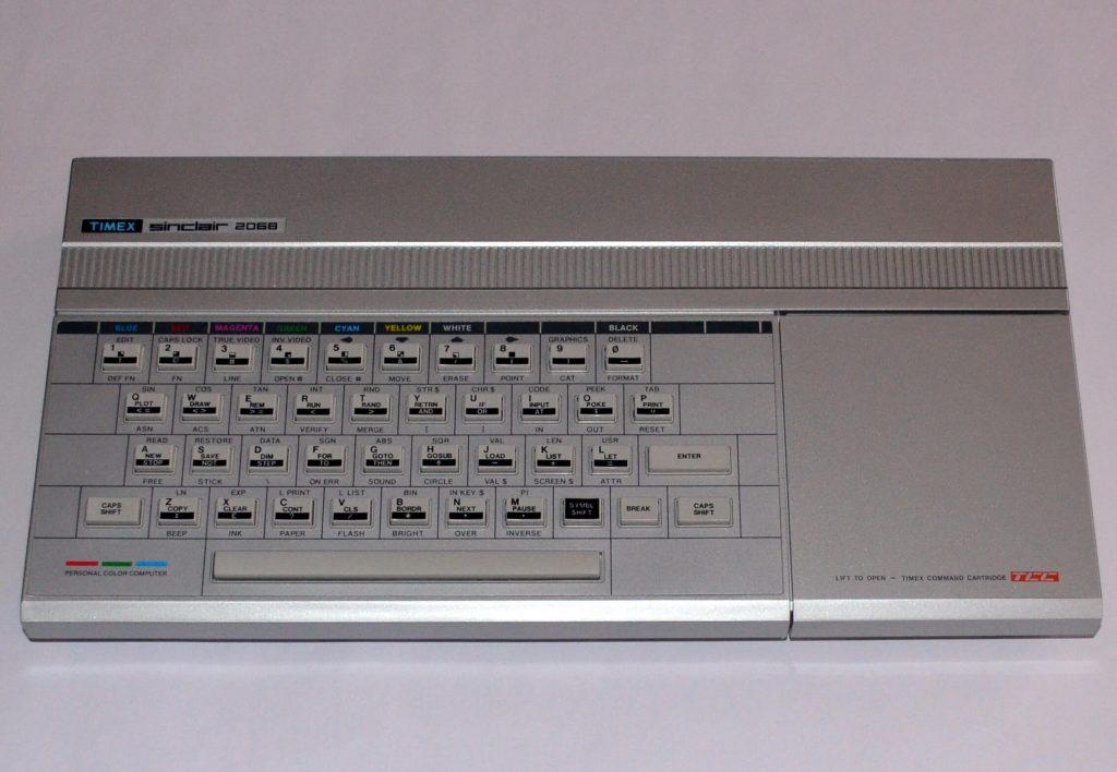 Timex Sinclair 2068 (1983)