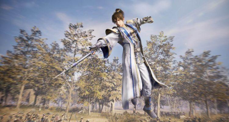 Огромный открытый мир Dynasty Warriors 9