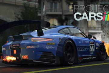 Обзор Project CARS