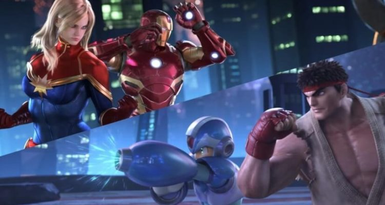 Провал Marvel vs. Capcom: Infinite