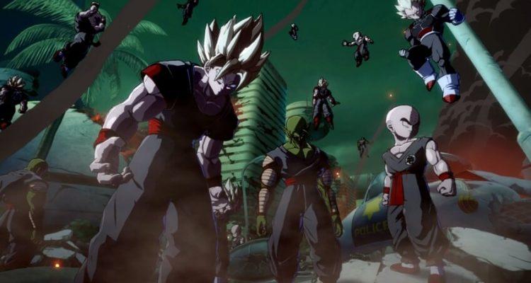 Разработчики Dragon Ball FighterZ анонсировали The Missing