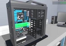 Скоро появится ранний доступ PC Building Simulator