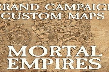 Total War: Warhammer 2 GCCM: Mortal Empires