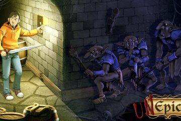 Обзор игры UnEpic