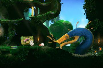 Yoku's Island Express - союз Sonic Spinball и Studio Ghibli