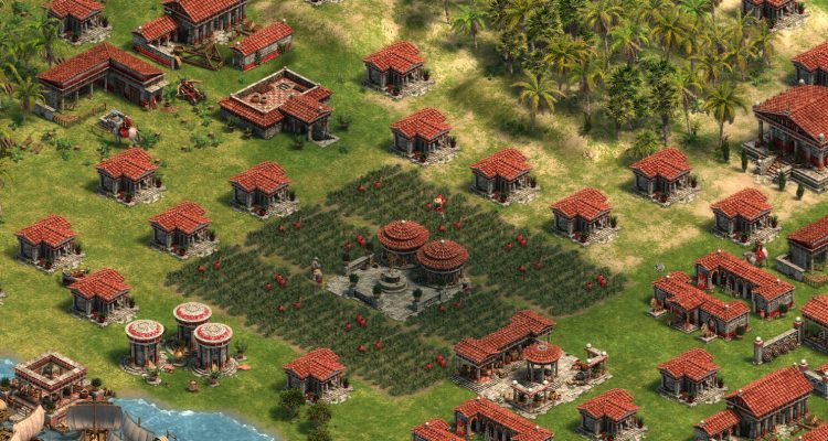 Обзор Age of Empires: Definitive Edition