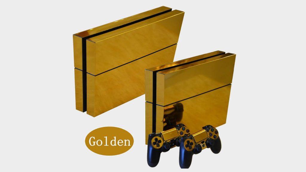 Слишком яркое золото