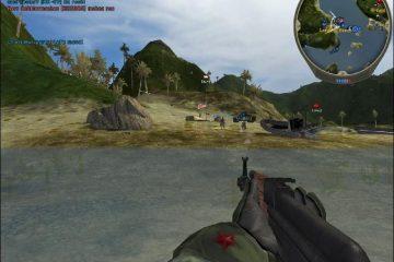 Battlefield 2 Invasion of the Philippines
