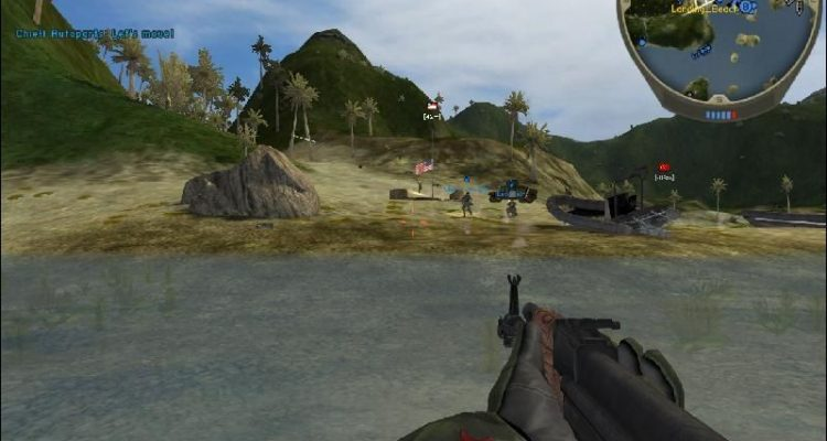 Battlefield 2 Invasion of the Philippines