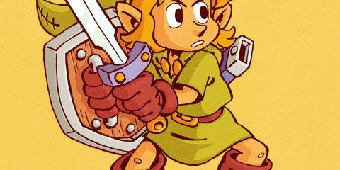 Бесплатный движок Zelda