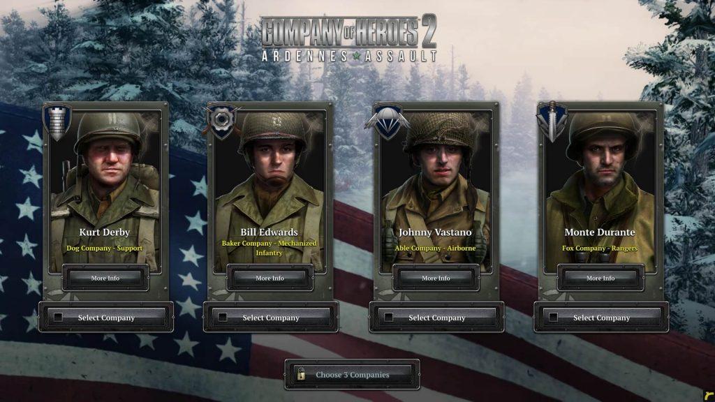Лучшее изображение младших офицеров - Company of Heroes 2: Ardennes Assault