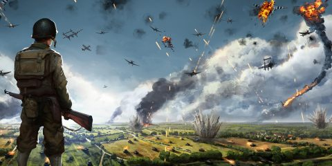 7 лучших представлений Второй мировой войны в играх