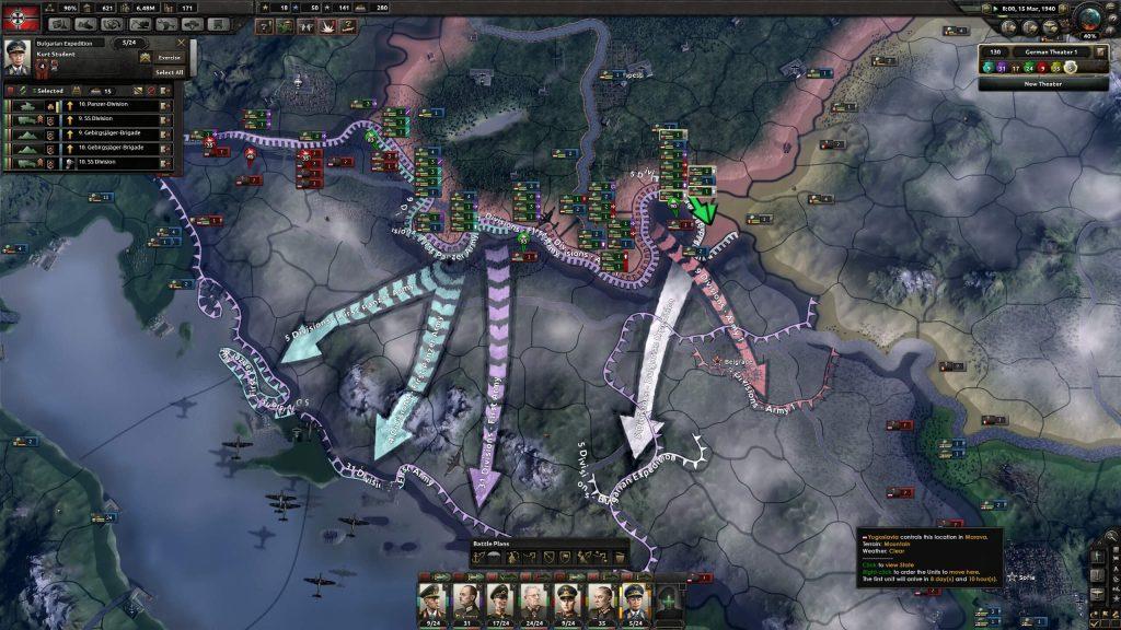 Лучшая стратегия Hearts of Iron IV