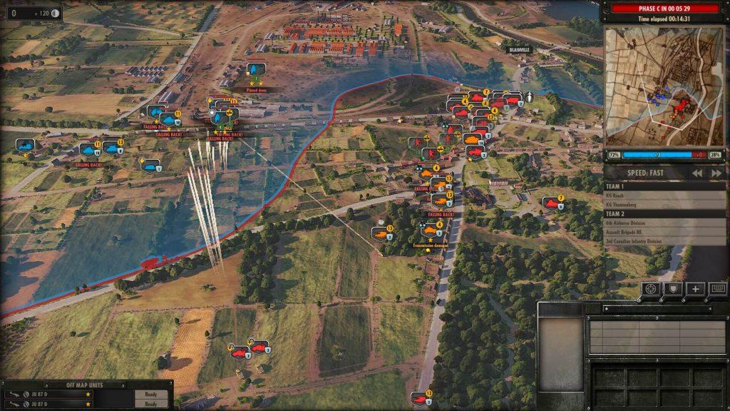 Лучшее тактическое мастерство - Steel Division: Normandy '44
