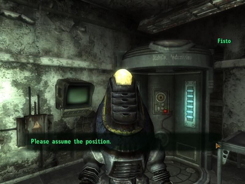 Fallout: New Vegas: «Атомное танго»