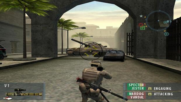 SOCOM 2: US Navy Seals