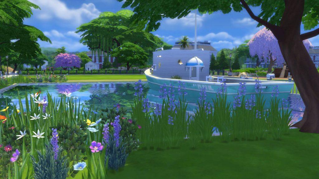 Постройте свой собственный плавучий дом