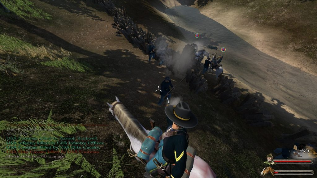 1860s Old America (Mount & Blade: Warband mod)
