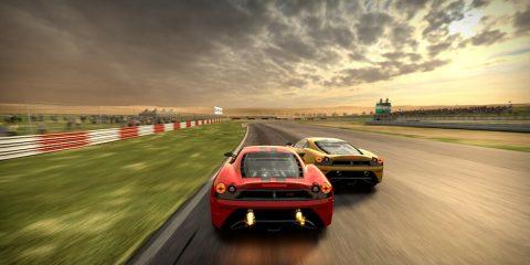 Эволюция гоночных игр
