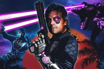 Обзор Far Cry 3: Blood Dragon