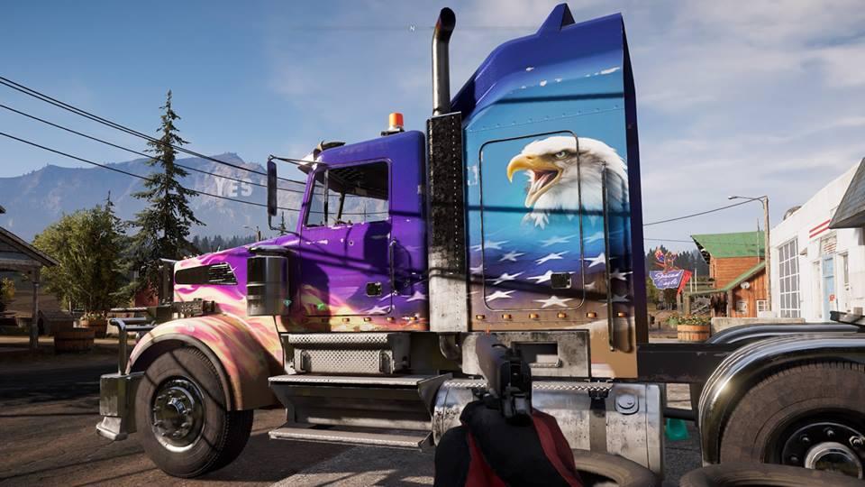 Far Cry 5: Как разблокировать грузовик Widowmaker