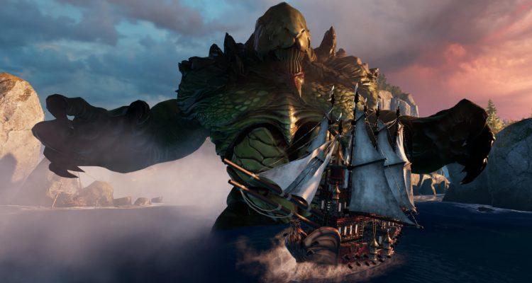 Фэнтези-игра про морские сражения Maelstrom