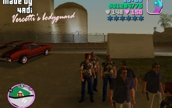 Grand Theft Auto: Vice City Gta VC Bodyguard Mod