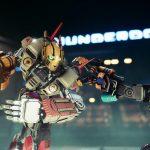 JackHammer – убийственный спорт будущего и роботы