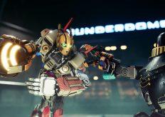 JackHammer – убийственный спорт будущего, а еще тут роботы