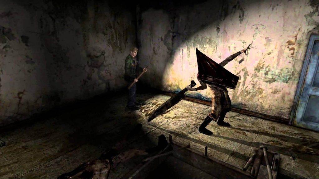 Silent Hill - пиромидоголовый