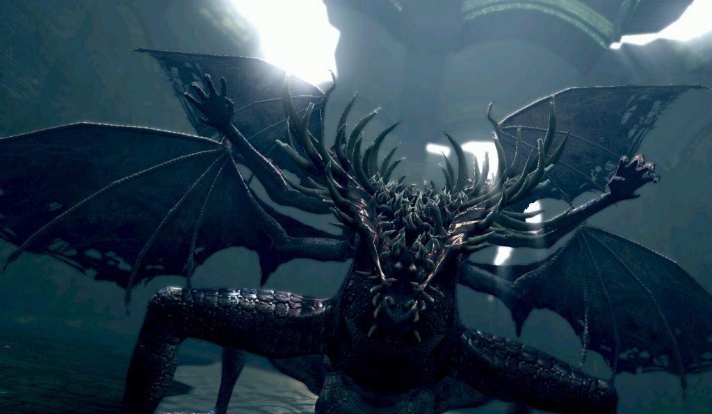 Dark Souls - Разверстый Дракон
