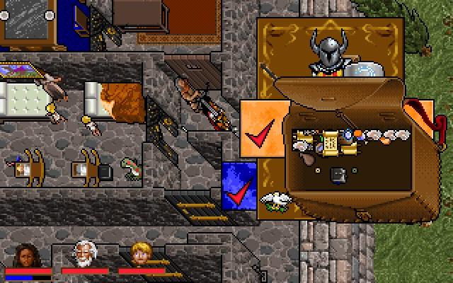 Грязная пеленка - Ultima VII