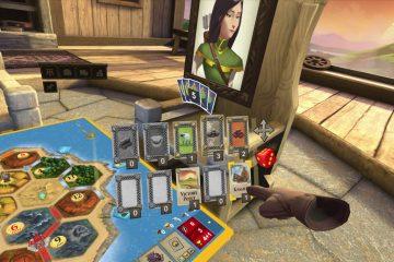 Настольная игра Колонизаторы оживёт в виртуальной реальности