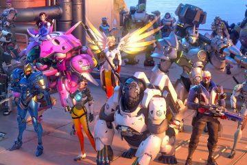 5 ошибок, которые совершают новички в игре Overwatch