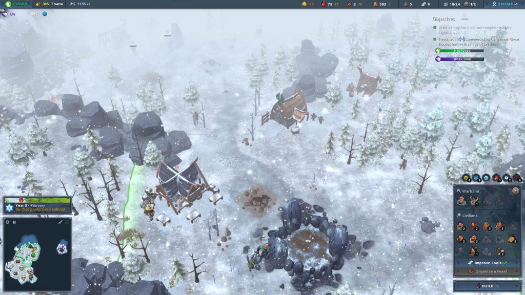 Обзор Northgard