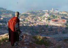 """Новый режим """"Открытый мир"""" в Assassin's Creed Origins"""