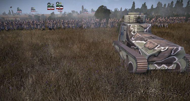 Почему следующая игра серии Total War будет о Первой мировой?