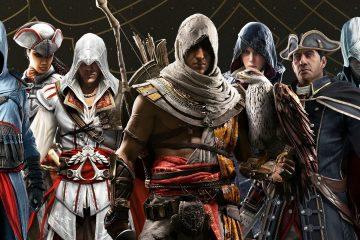Классификация Ассасинов в игре Assassin's Creed