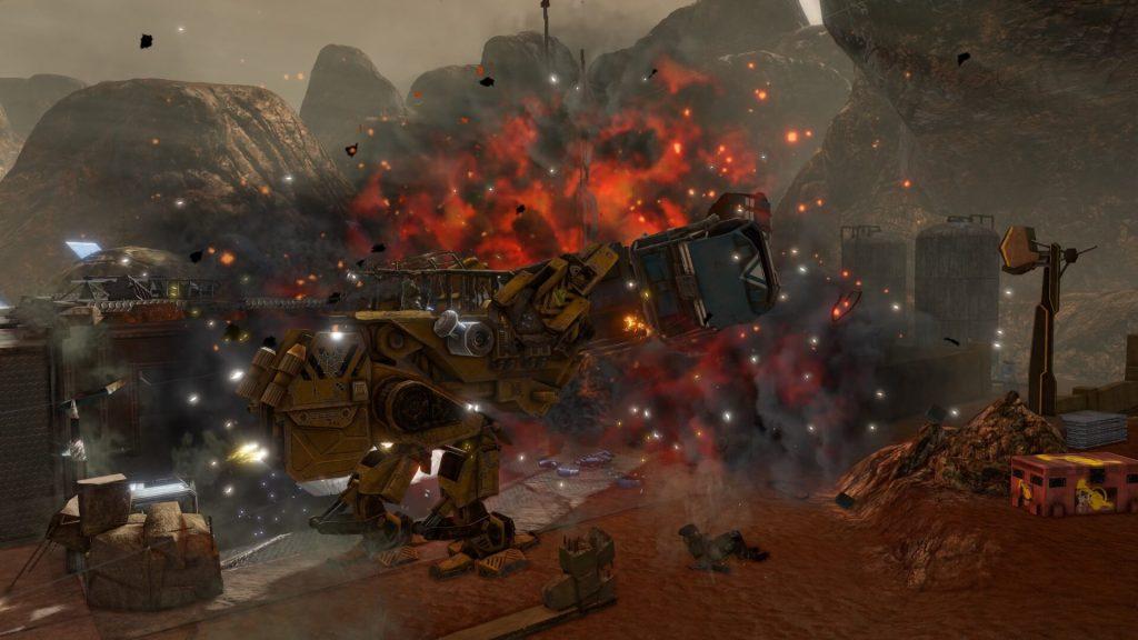 Red Faction: Guerrilla возвращается Re-Mars-tered
