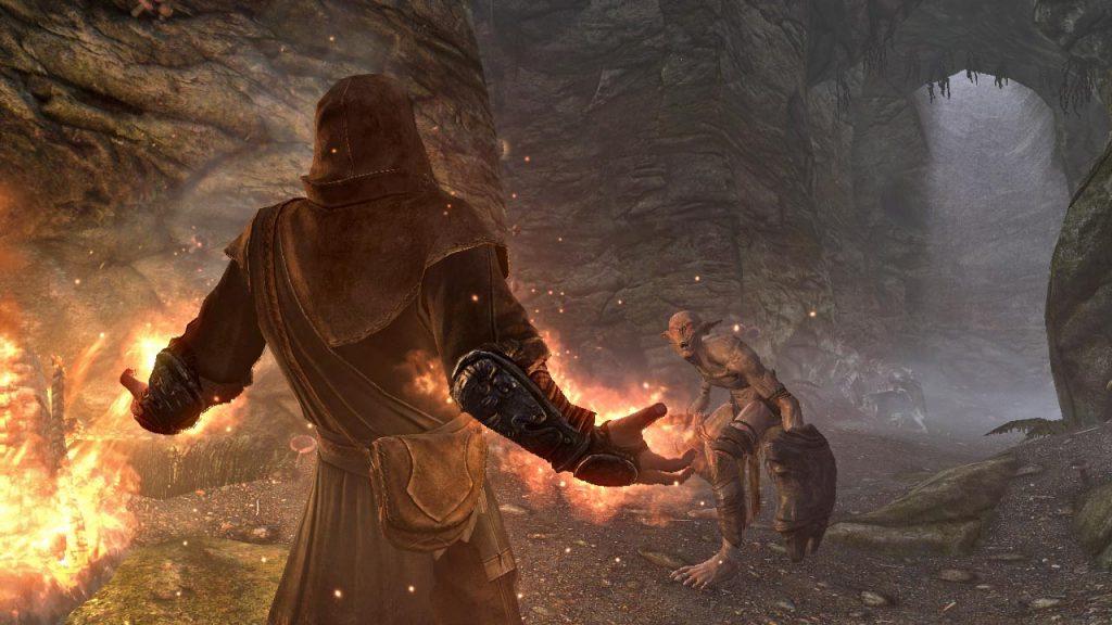 Скайрим – вор, маг или воин?